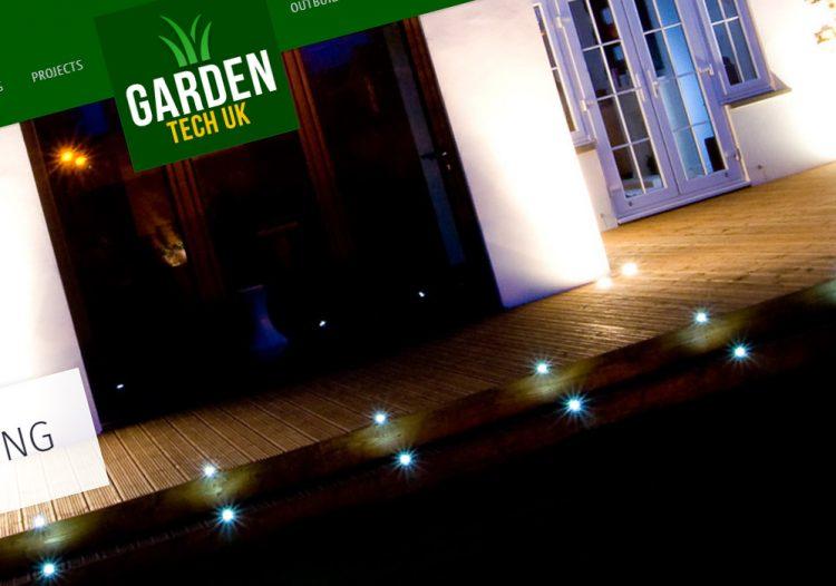 GardenTechUK – Bristol Website