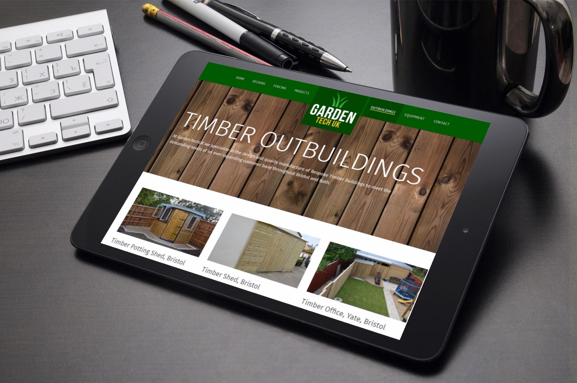 gardentechuk - bristol website