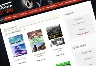 1st Take – Bristol Website